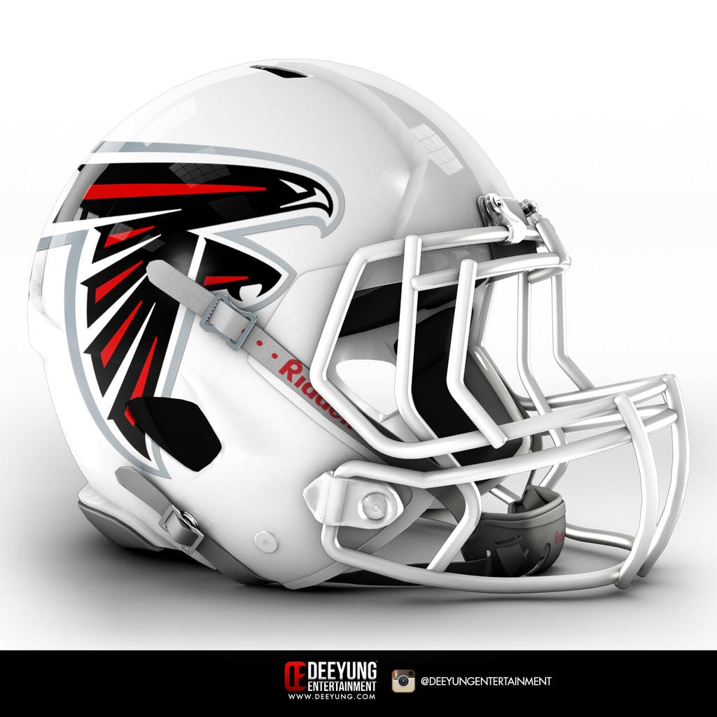 Funky Concept Helmet Designs For All 32 NFL Teams