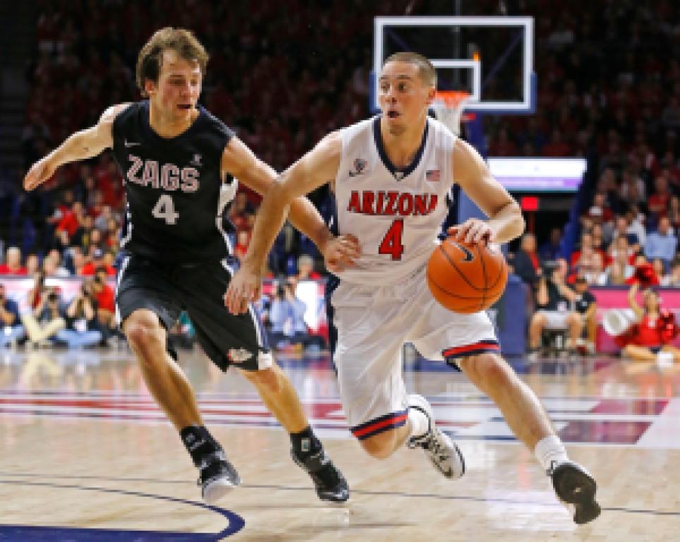 Gonzaga Arizona Basketball