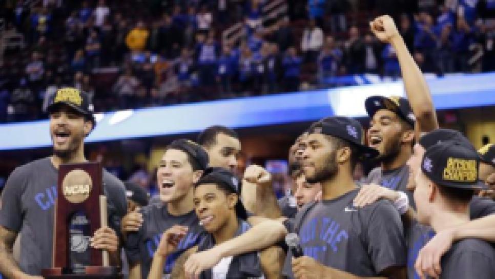 NCAA Notre Dame Kentucky Basketball