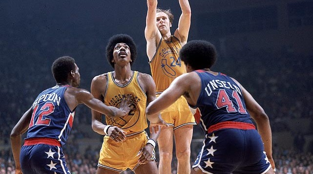 TBT: 1975 GOLDEN STATE WARRIORS